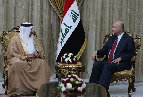 In detail .. This is what Iraq agreed with the GCC countries? 11112222